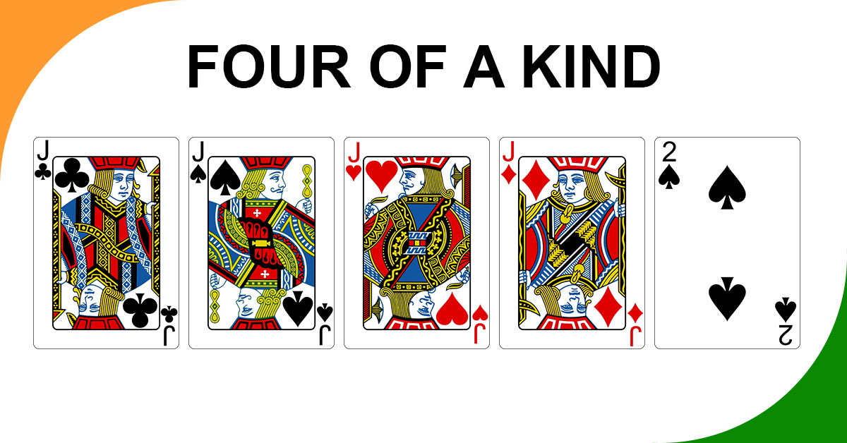 FOUR-OF-A-KIND